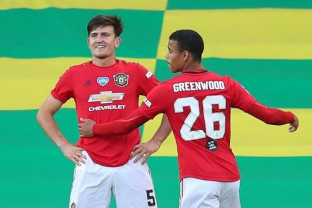 FA Cup - Manchester United heeft ticket voor halve finales beet