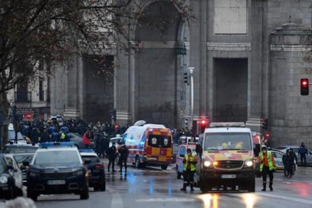 Le bilan de l'explosion due au gaz passe à 4 morts