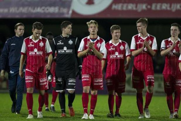 Voetbal Vlaanderen legt bijna alle amateurcompetities stil
