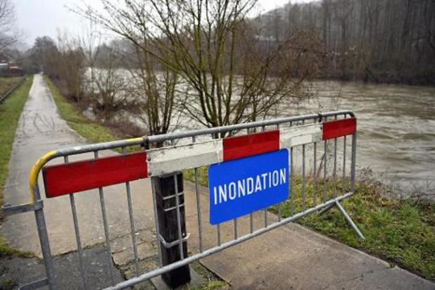 La Wallonie reconnaît comme calamités naturelles une série d'inondations d'août 2020