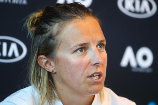 WTA Yarra Valley Classic - Enkel blijft Flipkens parten spelen: geen voorbereidingstoernooi in Melbourne