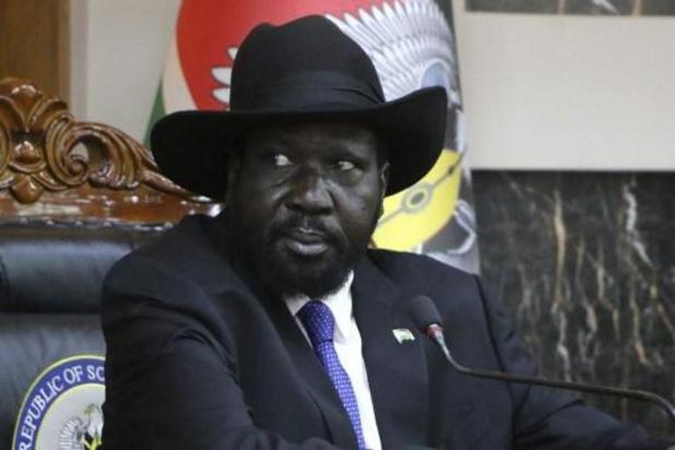 Zuid-Soedanese rivalen Kiir en Machar vormen regering van nationale eenheid