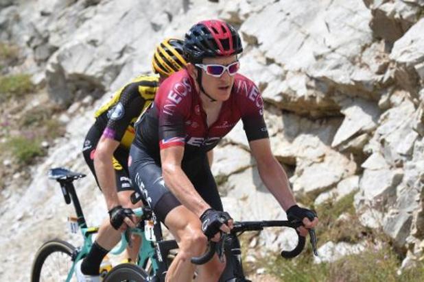 Geraint Thomas espère que le Tour de France pourra avoir lieu