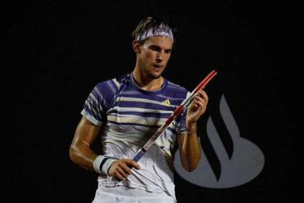 ATP Rio de Janeiro - Dominic Thiem éliminé en quarts de finale par le 128e mondial