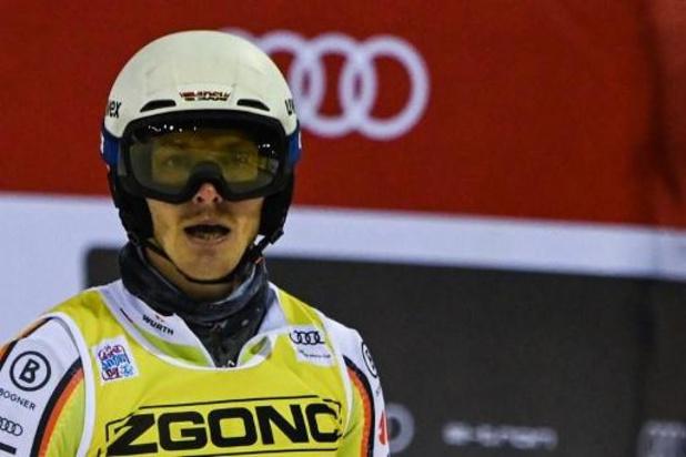 L'Allemand Linus Strasser s'impose à la surprise générale dans le slalom de Zagreb