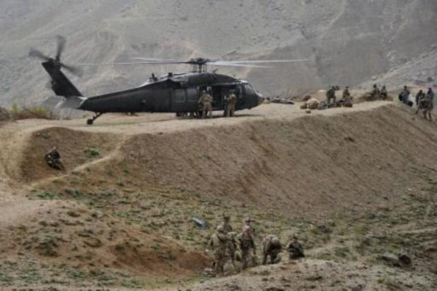 Amerikaans leger begint terugtrekking van troepen uit Afghanistan