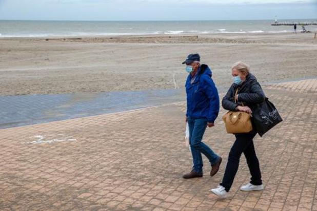 Hotelsector aan de kust noteert dramatische bezettingscijfers tijdens herfstvakantie