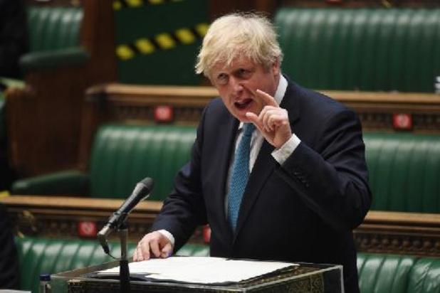 Six mois après, Boris Johnson n'a pas réglé une dette réclamée par la justice britannique