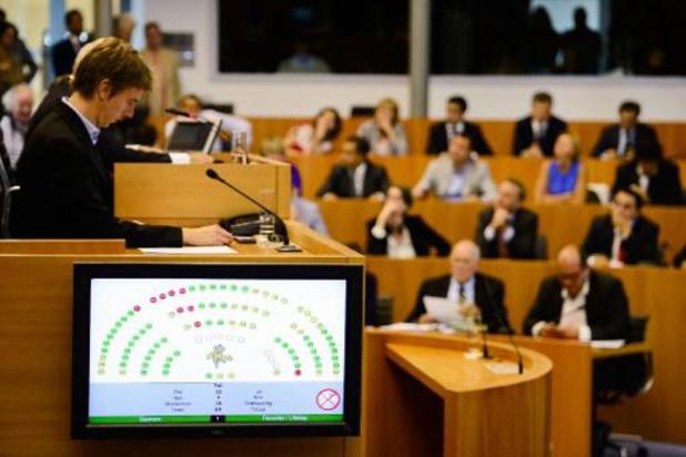 Résultats électoraux: l'Etat belge s'engage à revoir la procédure de recours