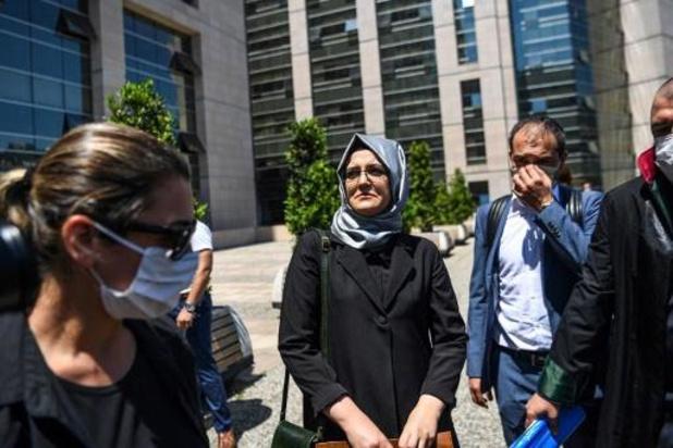 Verloofde van Khashoggi dient in VS een klacht in tegen Saoedische prins
