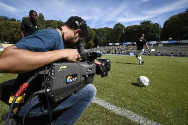 Telenet zendt opnieuw Belgisch voetbal uit, na akkoord met Eleven Sports