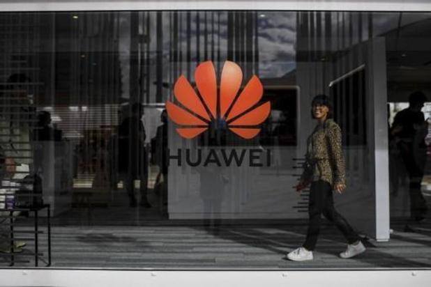 Huawei accuse les Etats-Unis de concurrence déloyale