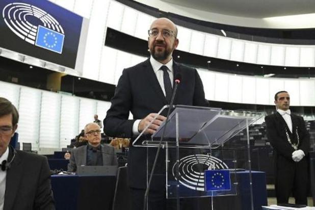 Michel biedt meer Europese hulp aan voor Australië