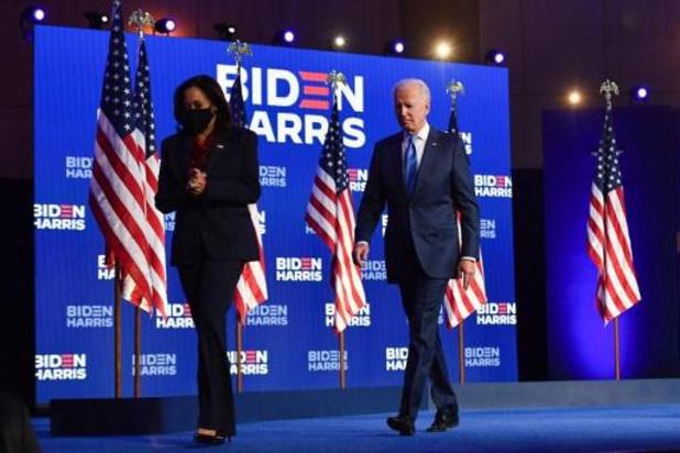 """Amerikaanse presidentsverkiezingen - """"Verkiezingen gaan over de ziel van Amerika"""" (Harris)"""