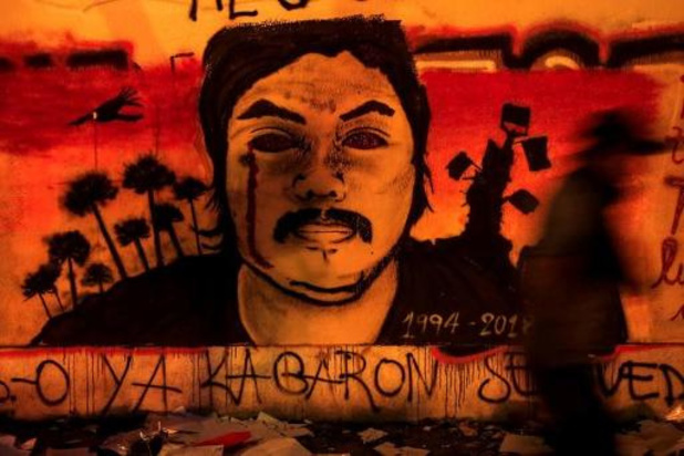 LEAD Chili: manifestations un an après la mort d'un Mapuche tué par la police