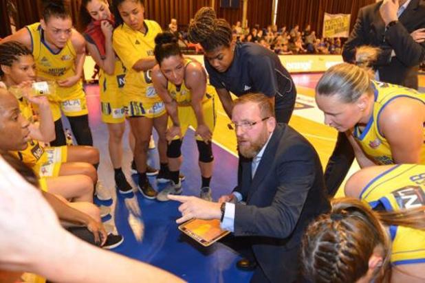 EuroLeague basket (v) - Castors Braine gaat eervol ten onder tegen grootmacht Ekaterinburg