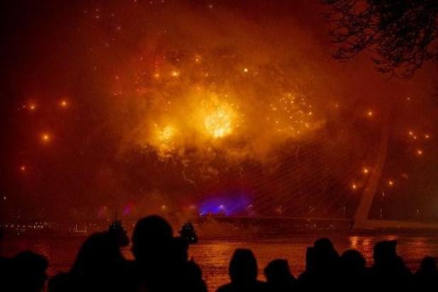 Les magasins belges souffrent de l'interdiction des feux d'artifice aux Pays-Bas