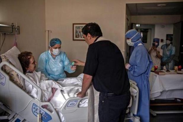 Les hôpitaux de Beyrouth quasi saturés face au virus