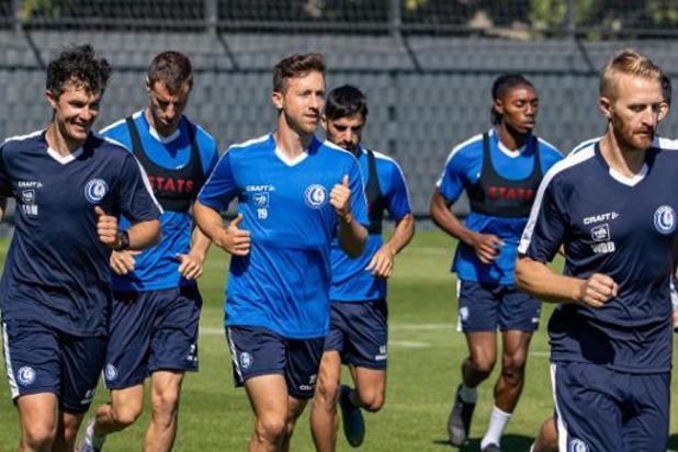 AA Gent stalt Brecht Dejaegere bij Toulouse in Ligue 2