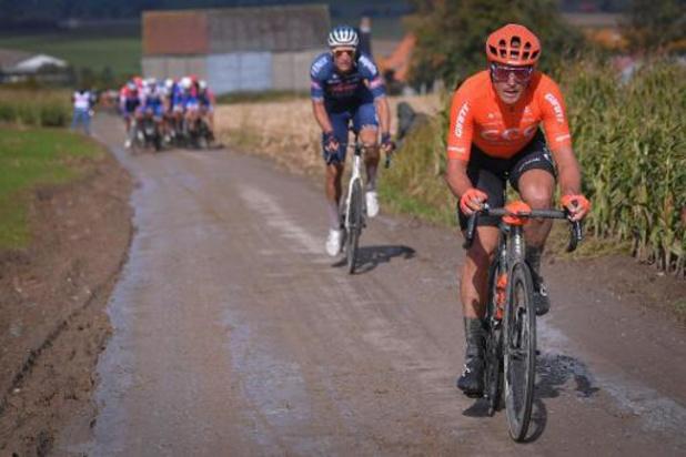 """Matteo Trentin lijkt klaar voor Ronde: """"Misschien zit er dan nog iets meer in"""""""