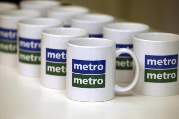 Gratis krant Metro vanaf 2 juni opnieuw op papier verkrijgbaar