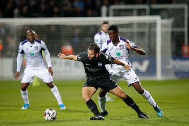 Jupiler Pro League - Anderlecht blijft op 0-0 steken bij Eupen