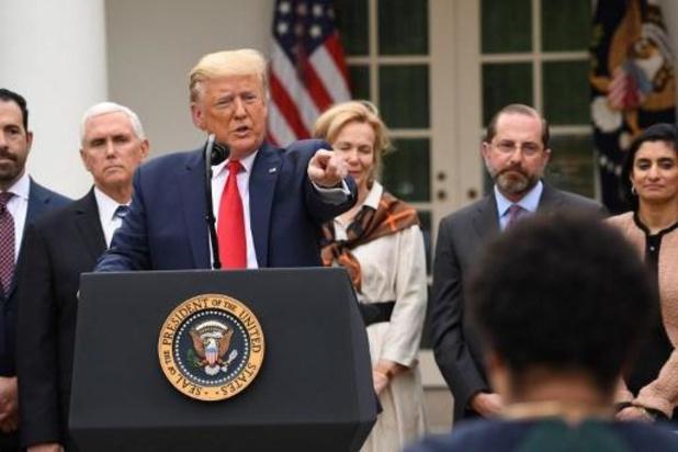Coronavirus - Le président Trump va porter le niveau des réserves stratégiques de pétrole à son maximum