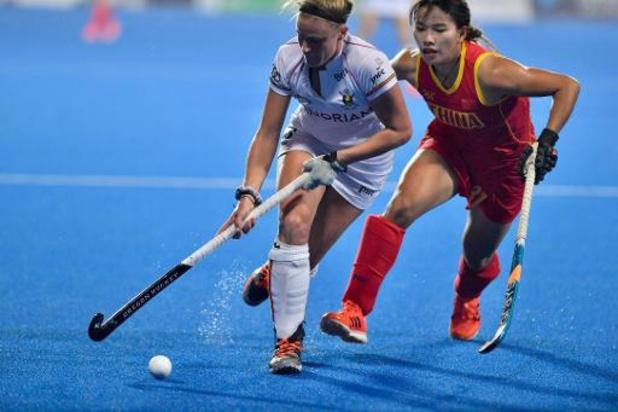 Red Panthers grijpen naast olympisch ticket na dramatische nederlaag tegen China