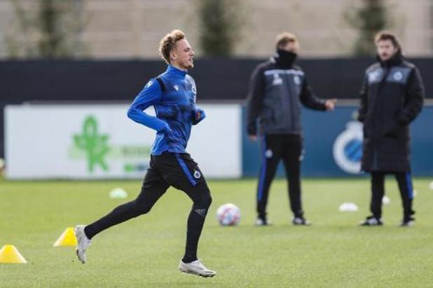 Club Brugge start met Deli en Lang in de basis tegen Dortmund