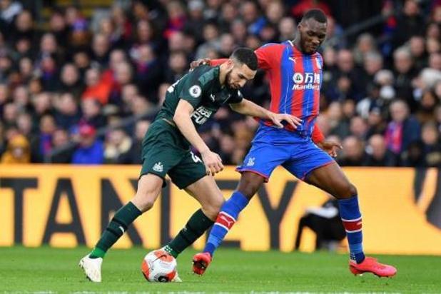 Les Belges à l'étranger - Crystal Palace engrange une victoire importante dans la lutte pour le maintien