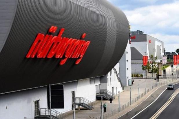Week-end compliqué pour De Wilde et Cordeel au Nürburgring