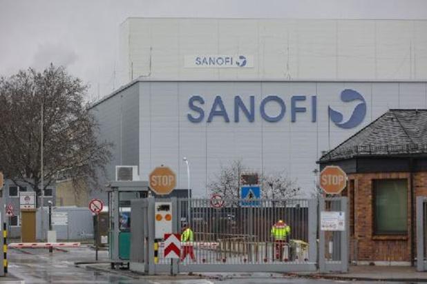 Sanofi publie des résultats positifs de phase 2 pour son candidat-vaccin