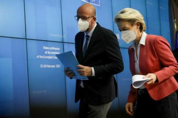 """Coronavirus - Le """"certificat de vaccination"""" à l'échelle de l'Union européenne: pas pour tout de suite"""