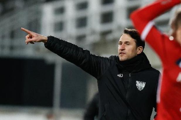 L'Espagnol Beñat San José ne sera plus l'entraîneur de la KAS Eupen la saison prochaine