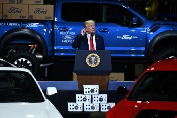 Coronavirus - Trump wil geen nieuwe lockdown bij tweede golf