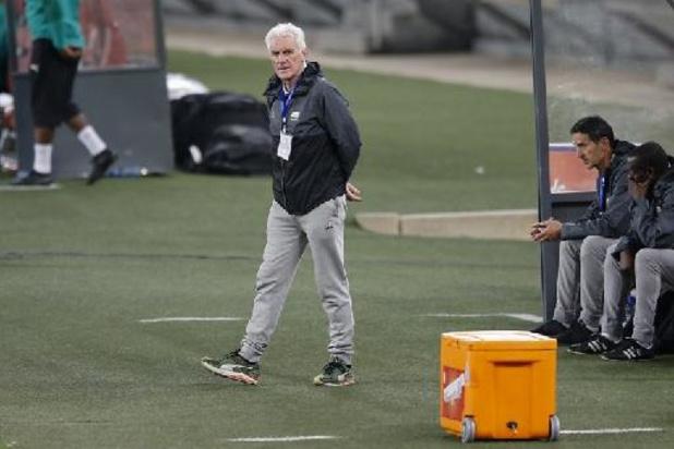 Hugo Broos wint met Zuid-Afrika in Ethiopië