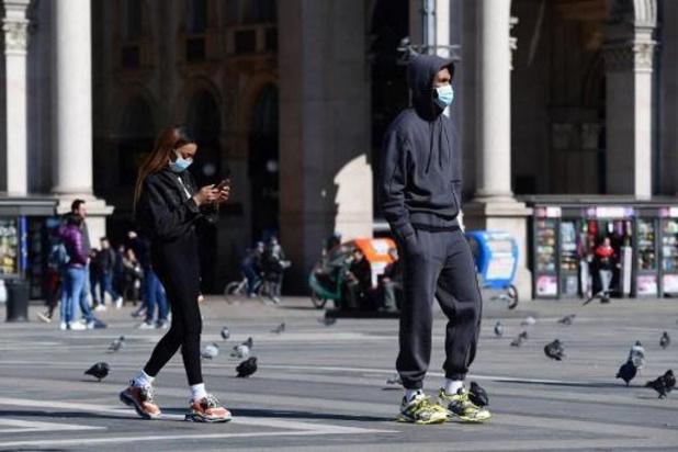 Coronavirus - Buitenlandse Zaken raadt niet-essentiële reizen naar getroffen Italiaanse regio's af