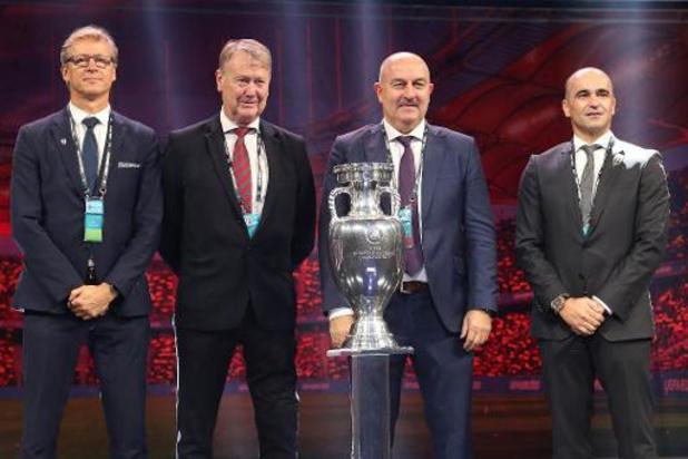 """Tirage EURO 2020 - Le sélectionneur finlandais a hâte d'affronter la Belgique: """"une expérience fantastique"""""""
