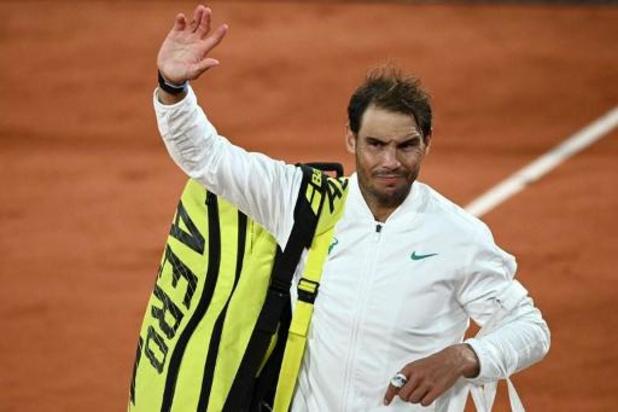 Roland-Garros - Rafael Nadal stopt Jannik Sinner