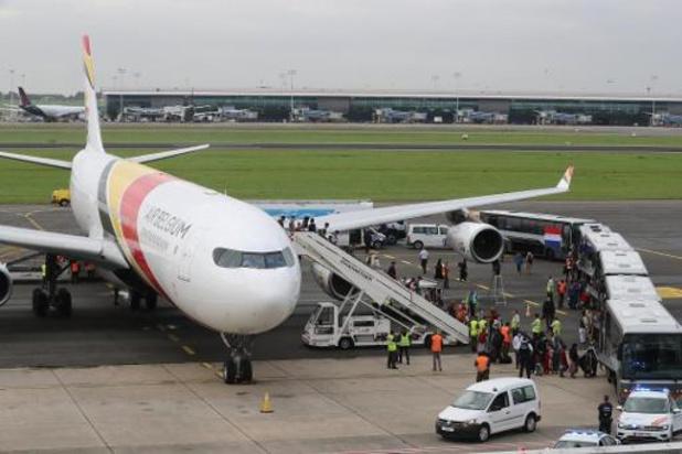 Evacuaties uit Afghanistan: chartervlucht op weg naar Melsbroek