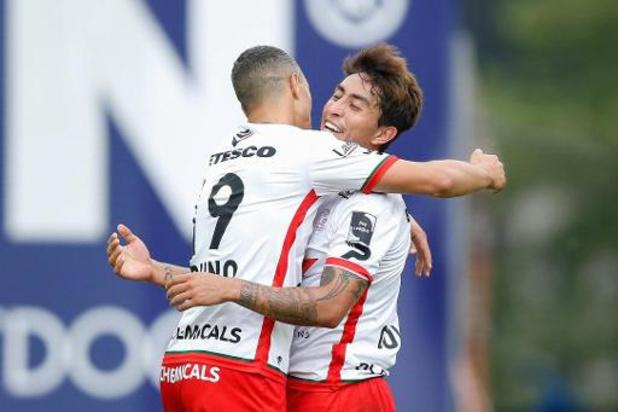 Jupiler Pro League - Zulte Waregem prend ses premiers points face à Waasland-Beveren