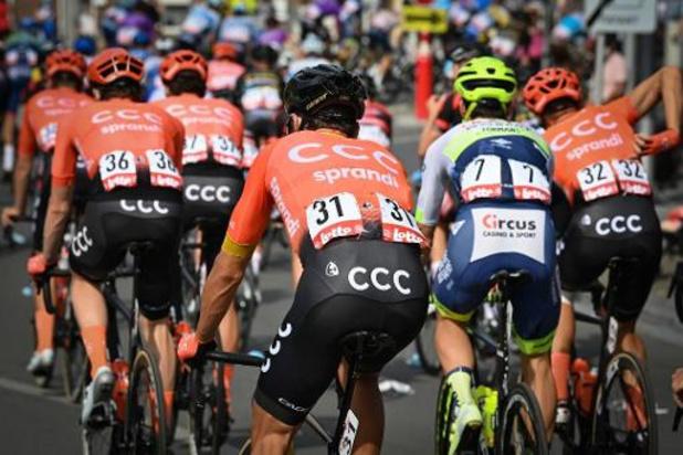 Un cycliste en activité n'a pas encore été cité dans l'Opération Aderlass