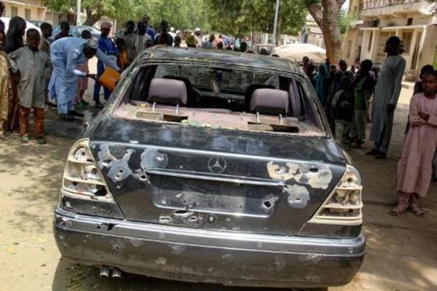Aanslag in noordoosten van Nigeria eist al tien mensenlevens