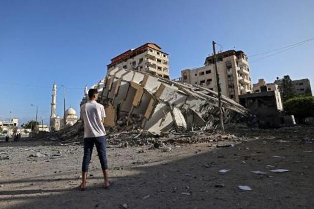 Plus de 1.000 roquettes tirées de Gaza vers Israël depuis lundi soir