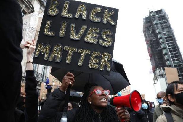 Blessée par balle, l'activiste britannique de Black Lives Matter dans un état critique