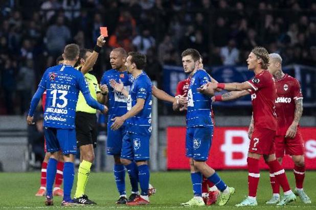 Jupiler Pro League - Geen strafvermindering voor Chakvetadze