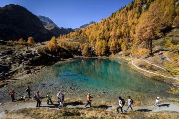 """""""Vague de chaleur"""" sur l'hiver suisse: plus de 20 degrés au Tessin"""