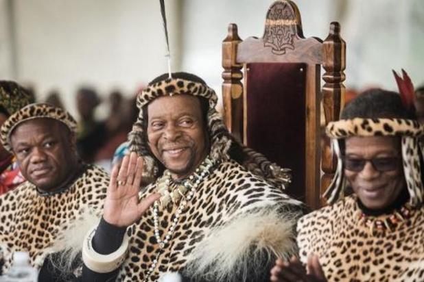 Afrique du Sud: mort du roi zoulou Goodwill Zwelithini