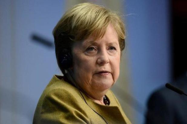 Duitsland kijkt uit op harde lockdown