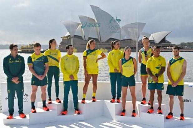 JO 2020 - L'or pour l'Australie dans le quatre sans barreur dames en aviron